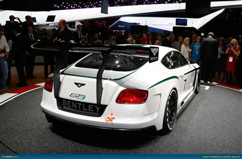 bentley continental gt3 engine ausmotive com 187 paris 2012 bentley continental gt3 concept