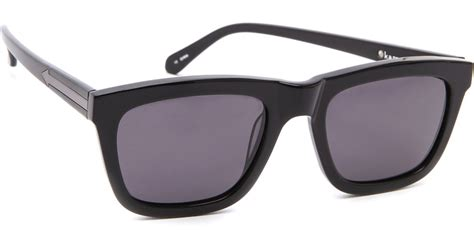 Freeze And Strength Walker Sunglasses by Walker Freeze Sunglasses In Black Lyst