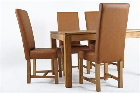 Solid Oak Dining Table And Chairs Marceladick Com Oak Dining Table And Chairs