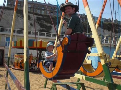 boat swing ride wild west entertainments fun fair swing boats hire