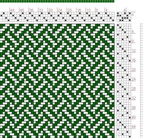 weave pattern name hand weaving draft figure 39 twill weaves and