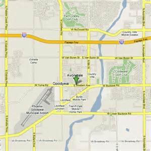 avondale arizona map arizona golf golf courses scottsdale golf
