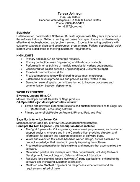 Cover Letter For Lead Generator Qa Test Engineer Cover Letter Writing Argumentative Essays Exles Chief Officer Sle