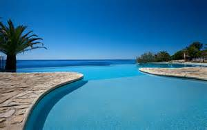 Infiniti Pool Hotel Costa Dei Fiori Italy Infinity Pools
