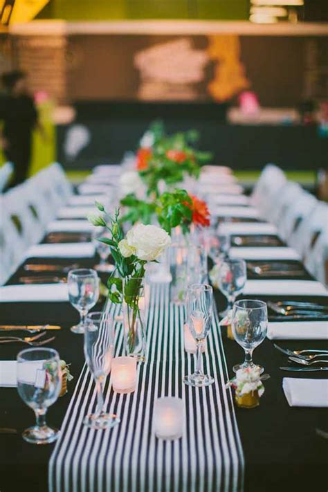 creative ideas for table runners 26 ridiculously pretty seriously creative wedding table