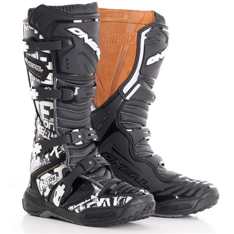 oneal element motocross boots oneal element 3 piston profit motocross boots