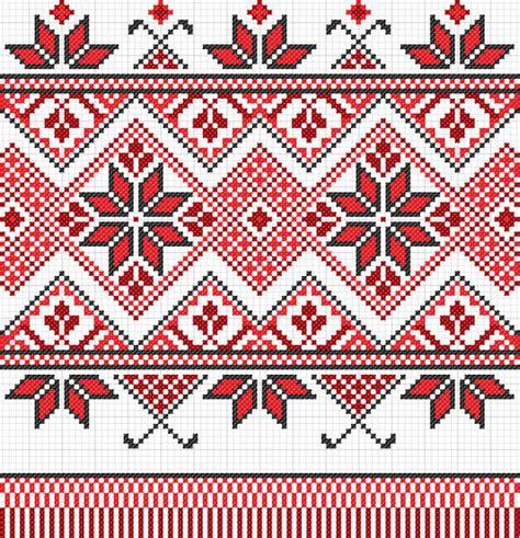 ukraine pattern vector ukraine style fabric ornaments vector graphics 10 vector
