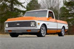 1972 Chevrolet Cheyenne 1972 Chevrolet Cheyenne Custom 139290