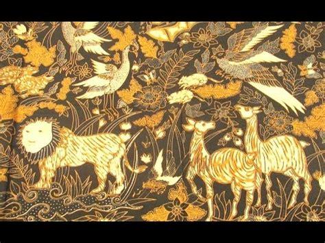 Kain Batik Cap Tulis Murah 1 batik motif binatang jual kain batik murah sridevi cap tulis printing hd