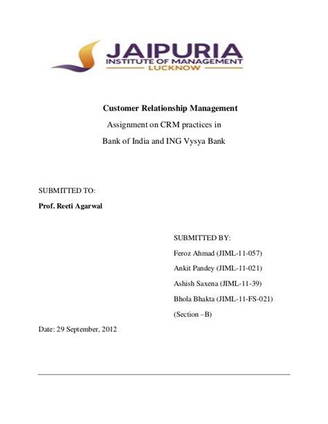 customer relationship management in banks customer relationship management in banks csusm x fc2