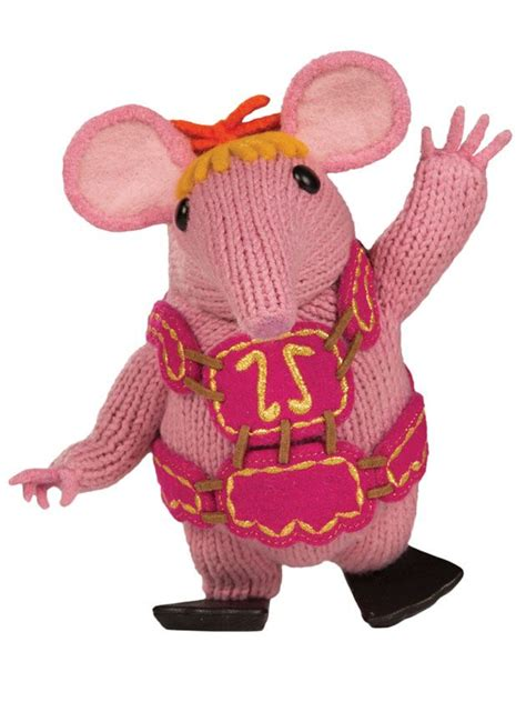 the clangers knitting pattern 47 best clangers images on animated