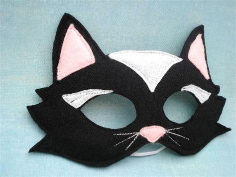 Cat Mask black cat mask