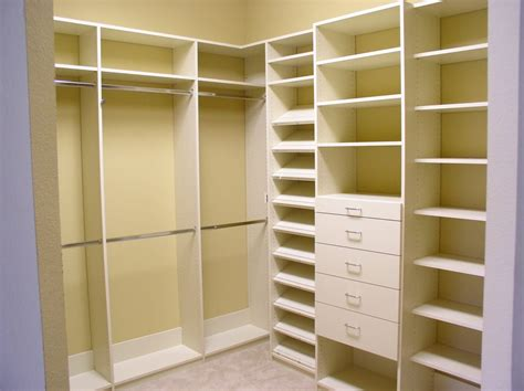 Closet With Drawers And Shelves Closet Organizer With Adjustable Shelving And Rods