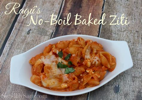 kids in the kitchen rag 250 no boil baked ziti newtradish