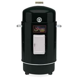 brinkmann barrel charcoal smoker grill brinkmann 852 7080 gourmet charcoal smoker and grill