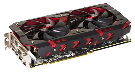 Powercolor Rx 570 8gb Ddr5 powercolor announces radeon rx 570 and 4gb gddr5 graphics card