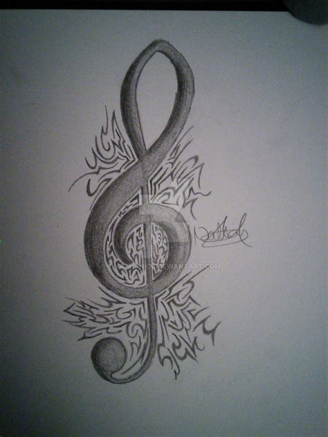 treble clef tattoo on wrist treble clef wrist treble clef design