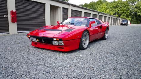 Ferrari Gto 308 by 308 Ferrari Converted To 288 Gto