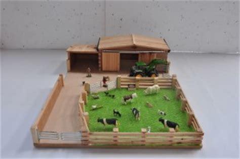 small model farm yard wooden handcrafted farm sets