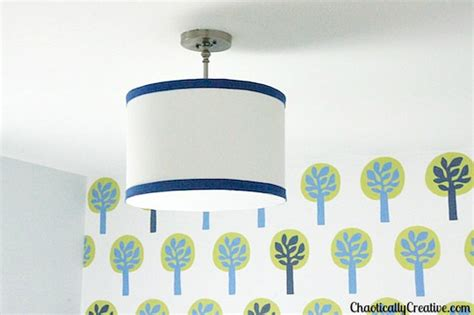 diy drum light fixture drum light diy chaotically creative