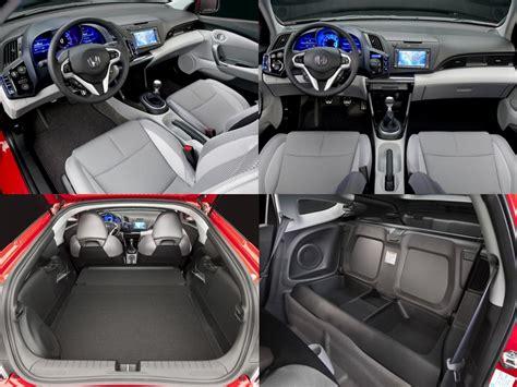 Honda Cr Z Hybrid Interior by Honda Cr Z Hybrid Interior