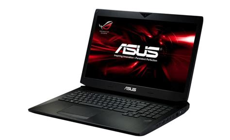 Laptop Asus Nvidia asus rog announces g750 gaming laptop with nvidia geforce