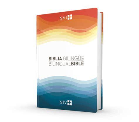 gratis libro bilingual bible pr niv nvi para descargar ahora biblia nvi la traducci 243 n moderna de la biblia m 225 s le 237 da en espa 241 ol