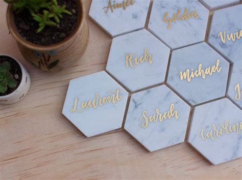 navy blue and gold wedding placecards calligraphy font best 25 place cards ideas that you will like on pinterest