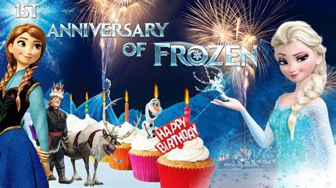 wallpaper frozen happy birthday frozen 1920x1080 happy birthday frozen by cographic on