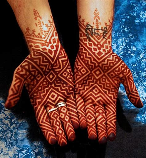 mehndi patterns using geometric shapes top 10 bridal mehandi design trends to follow in 2016