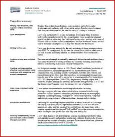Technical Resume Summary Examples Resume Karen Rempel Vancouver Technical Writer
