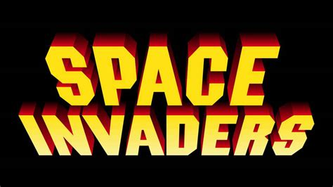 space invaders space invaders space invaders