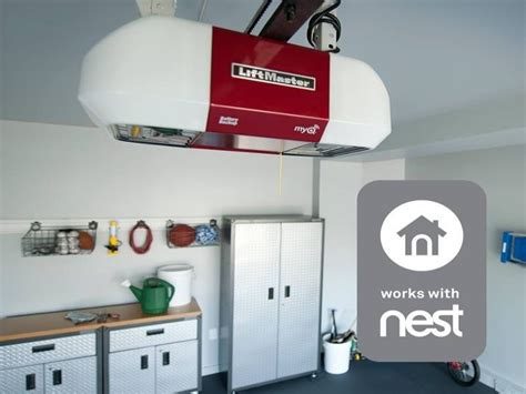 Liftmaster Garage Door App Liftmaster S Myq App Will Work With Nest To Help With Energy Use Imore