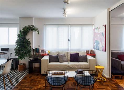 decorar sala baixo custo apartamento tem sala e cozinha integrados e novo banheiro