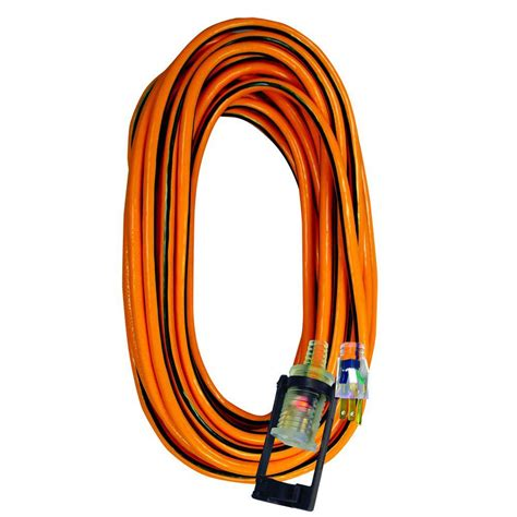 100 ft 14 outdoor extension cord tasco 100 ft 14 3 sjtw outdoor extension cord with e zee