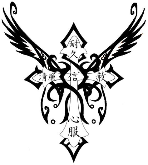 celtic cross with wings tattoo designs aggiecon celtic cross tattoos designs free designs