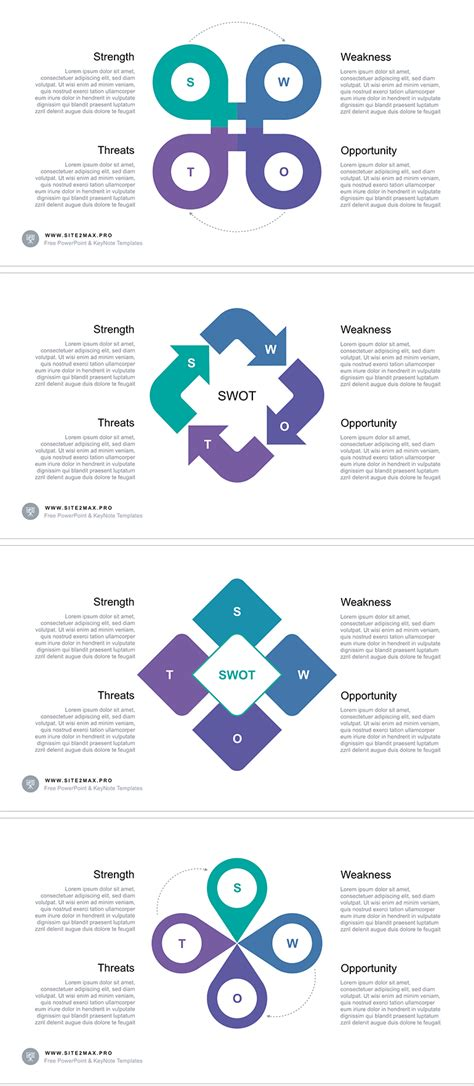 Free Swot Analysis For Keynote Download Link Https Hislide Io Product Swot Analysis Free Keynote Study Template