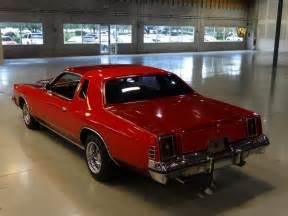 1976 Chrysler Cordoba 1976 Chrysler Cordoba Orlando Florida Ord 265