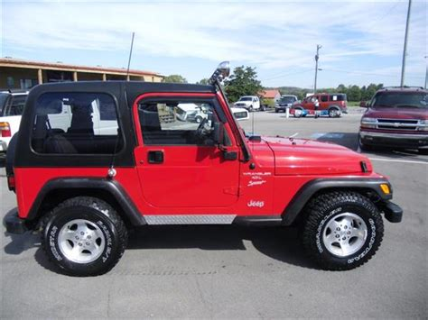 Jeep Wrangler For Sale Knoxville Tn Used Cars Knoxville Used Trucks Andersonville