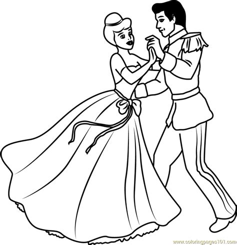 cute couple cartoon coloring pages
