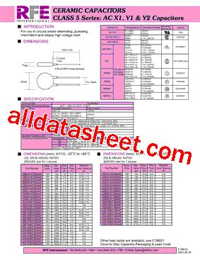 transistor y1 datasheet 5sb821kt252a67 datasheet pdf rfe international