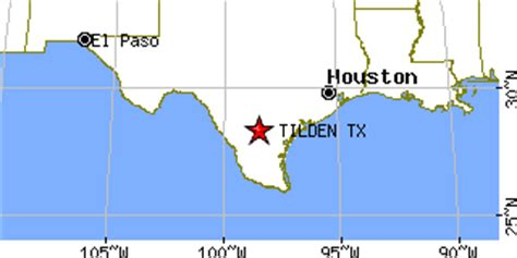 tilden texas map tilden texas tx population data races housing economy