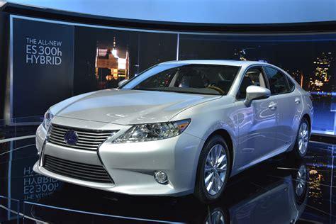 lexus es300 hybrid lexus es 300h hybrid new york 2012 picture 67755