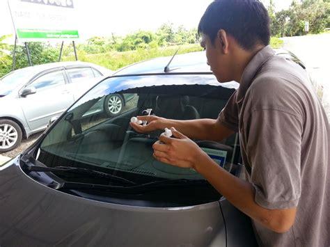 Cermin Tepi Kereta Wira repair cermin kereta pecah murah abah careno