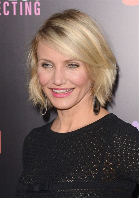 bob hairstyle for over 40 2014 short choppy bob hairstyle for women over 40