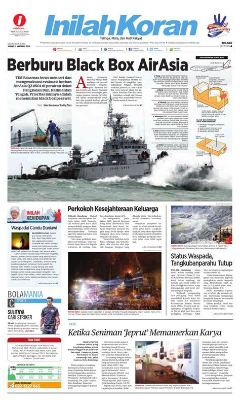 airasia no telp berburu black box airasia by inilah koran issuu