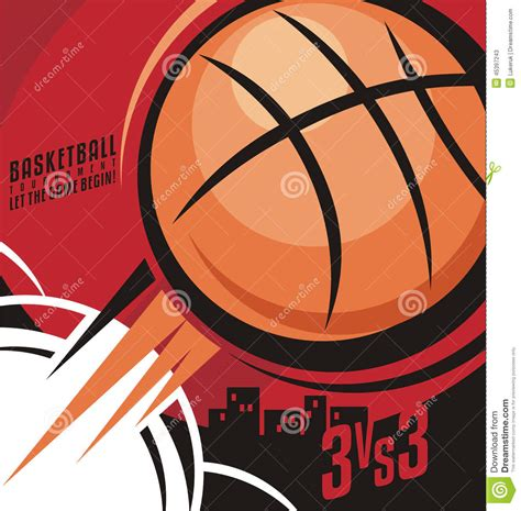 design poster basketball basketball poster design stock vector image 45397243