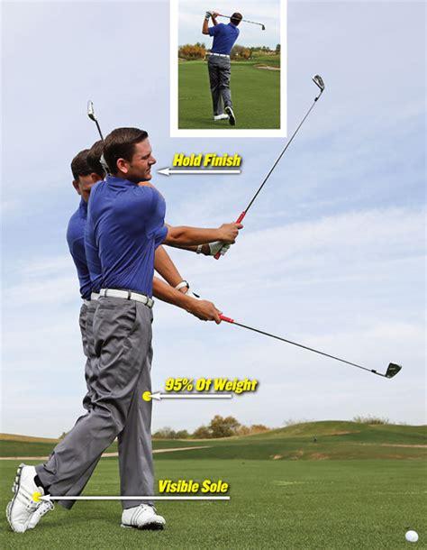one piece golf swing 6 piece golf swing golf tips magazine