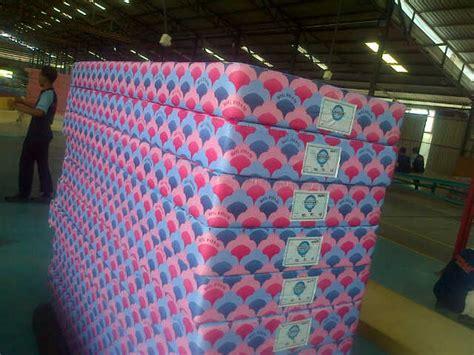 Kasur Busa Biasa pabrik toko busa kasur foam tidur sarung kain standard