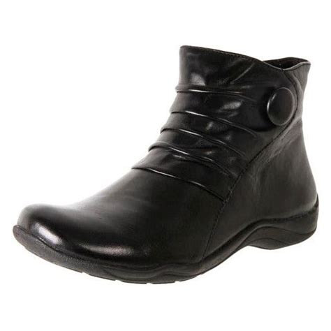 womens work shoes comfort planet shoes women s leather comfort anbkle boot shani